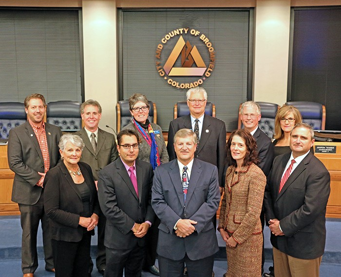 Broomfield City Council 2015