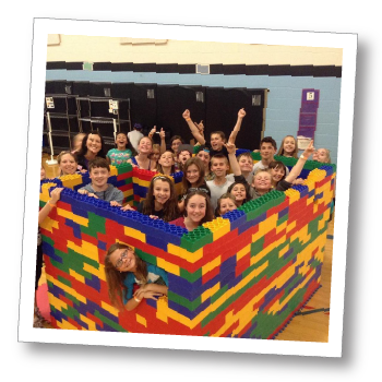 We Are Broomfield Lego House Kids