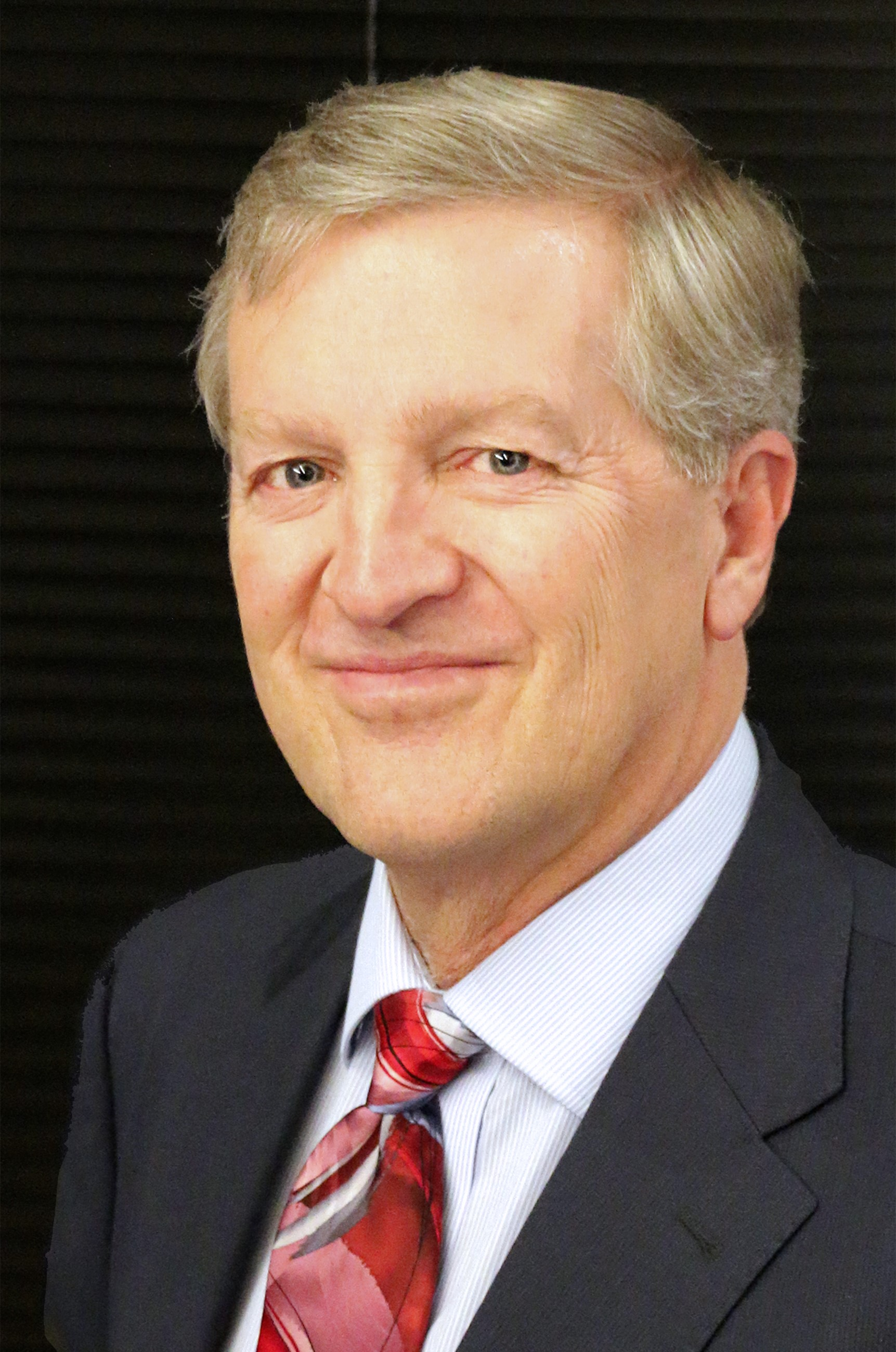 Mayor Randy Ahrens March 2017