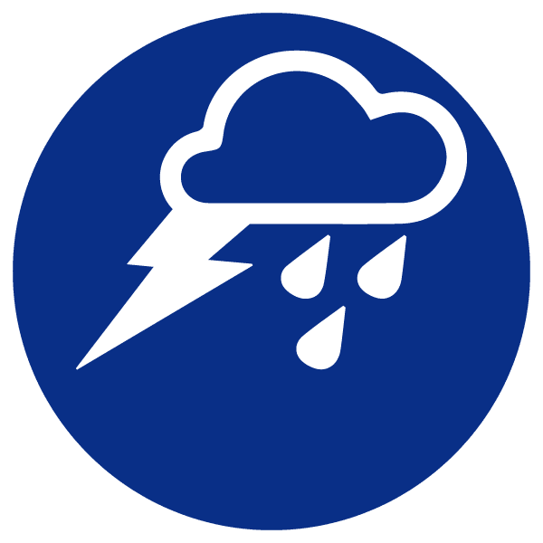 blue heading icons_rain and lightning