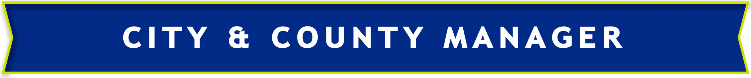 Department Header images_City and County Manager