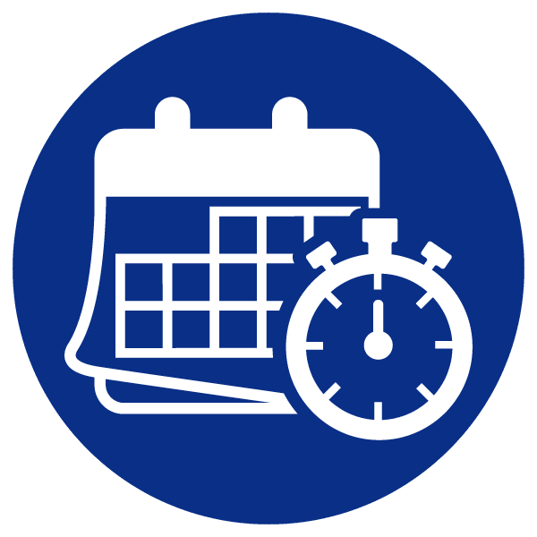 blue heading icons_timesheet