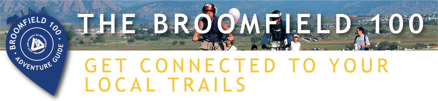 2018 Broomfield 100 loops web banners_get connected to your lcoal trails