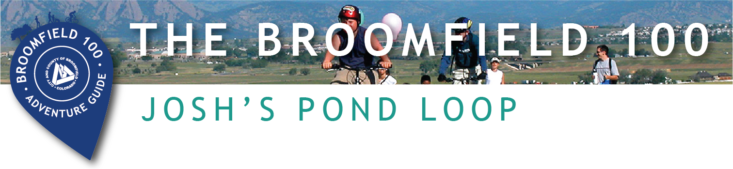 2018 Broomfield 100 loops web banners_joshs pond loop