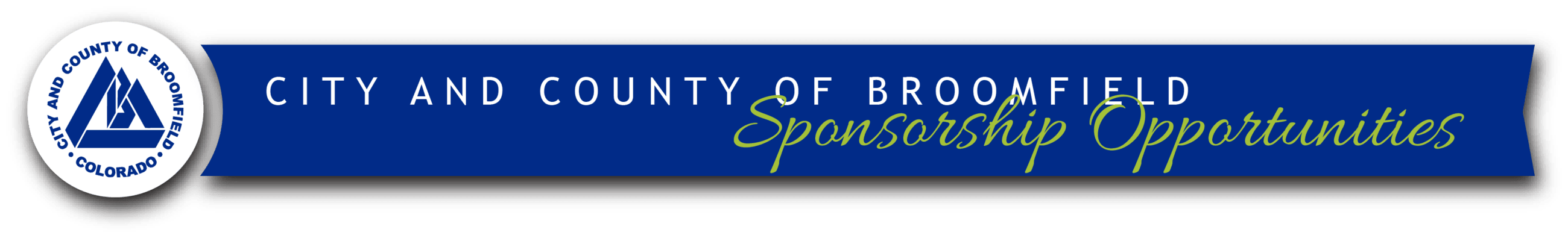 City and County of Broomfield Sponsorships