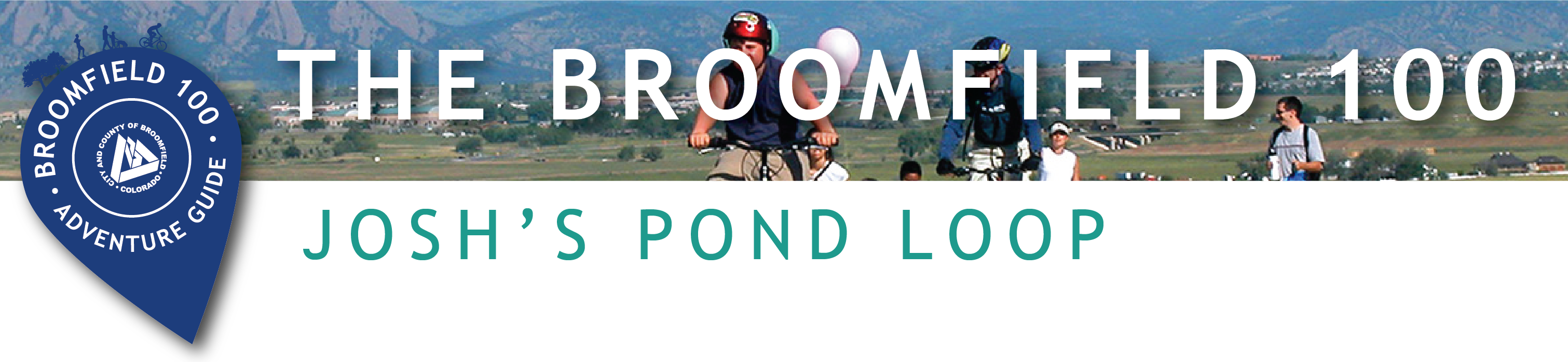 2019 Broomfield100 web banners_joshs pond