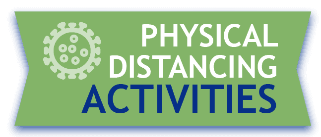COVID-19 landing page webpage tags_COVID-19 Social Distance Activities
