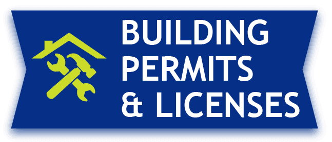 Apply and Pay for Building Permits button