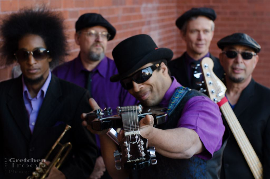 The Lionel Young Band   Broomfield Summer Concert Series