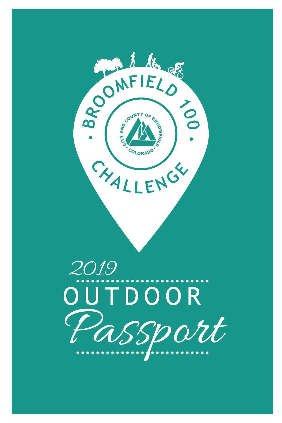 2019 Broomfield 100 Outdoor Passport cover