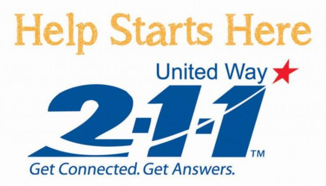 Mile High United Way Logo with 211 Opens in new window