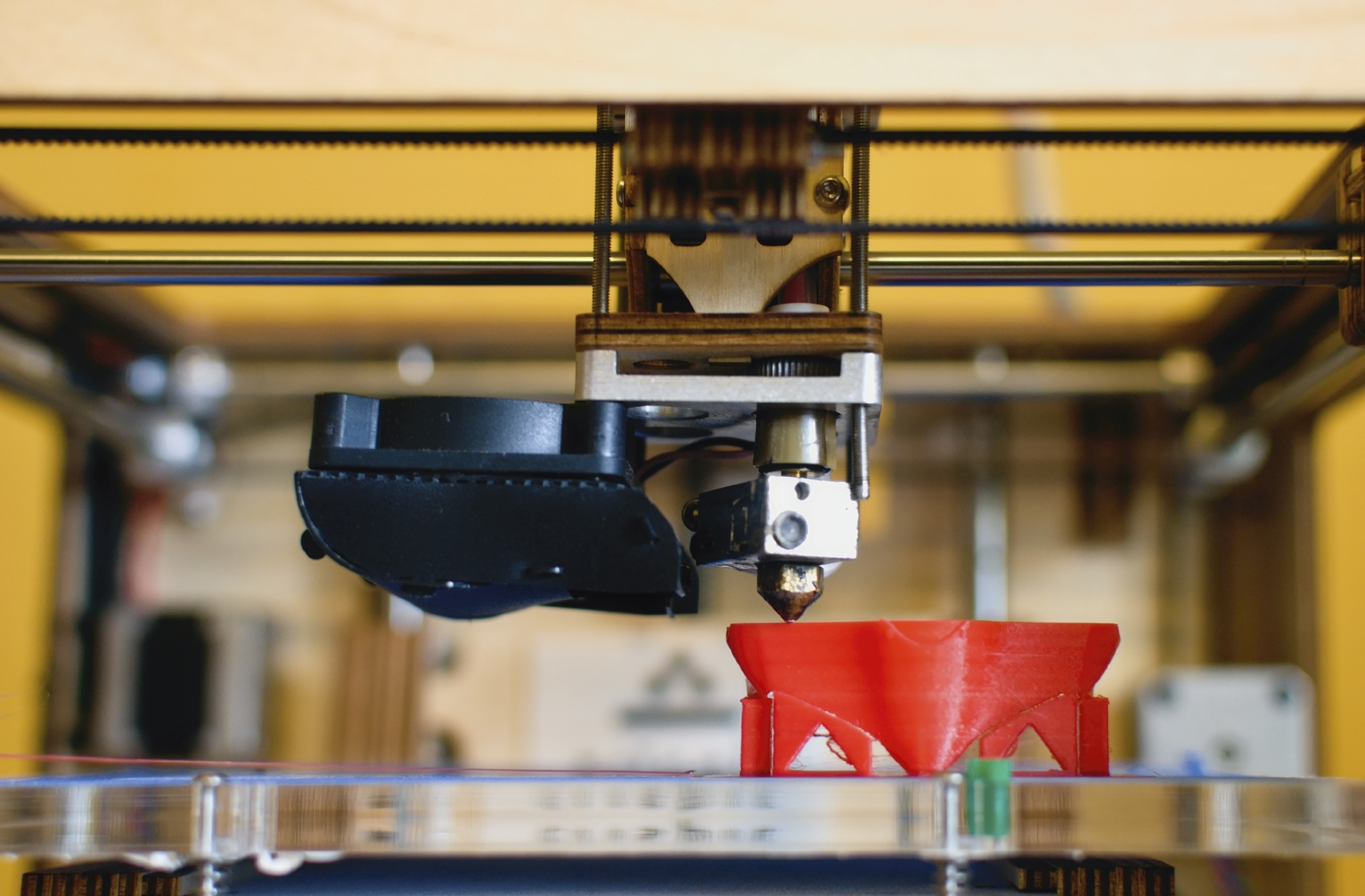 Open MakerLab 3D printing