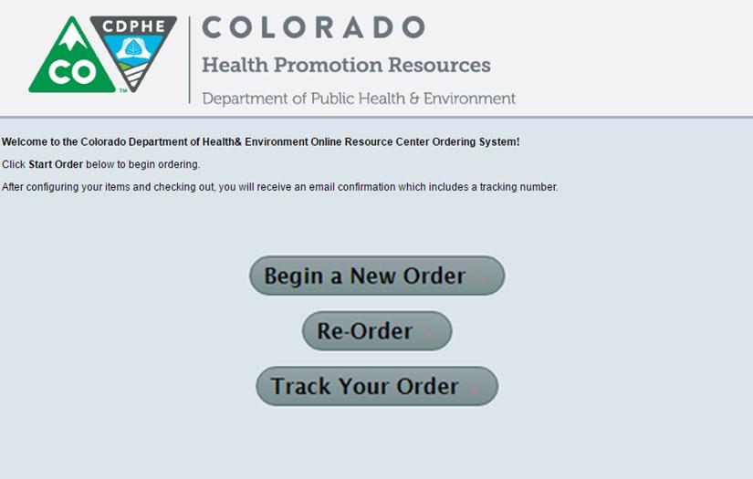 Colorado Health Resources
