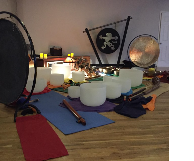 Yoga and Sound Meditation