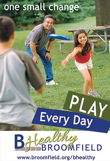 one small change. play everyday. ad